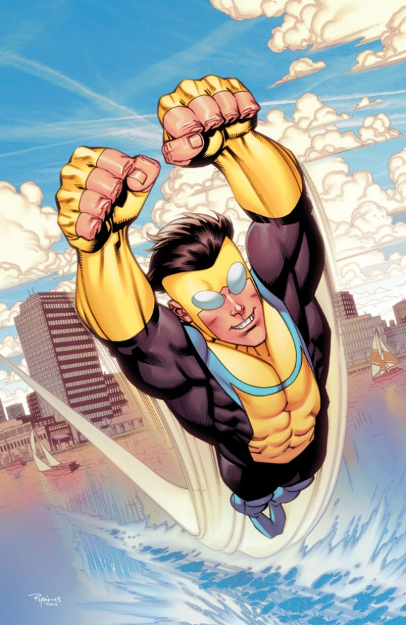 Clearly Ive Fallen Down The Rabbit Hole In Trying To Suss Out Whats Going On With Invincible I Couldnt Possibly Explain Things Beyond This