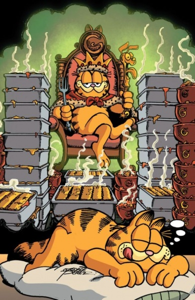 Exploring The Mythology Of Garfield With Andy Hirsch And David Degrand Interview Multiversity Comics