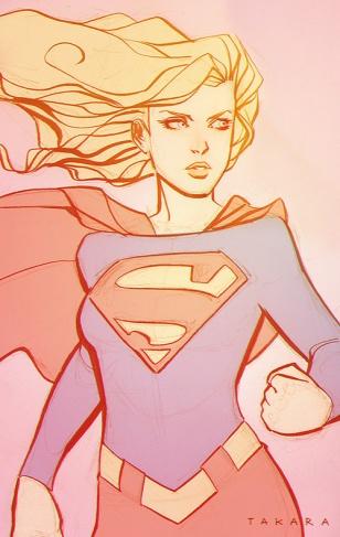"""The Rundown: """"Supergirl"""" TV Show Details Emerge, Todd Klein"""