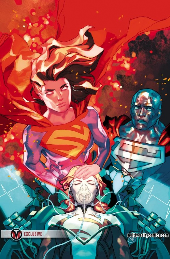 Frankensteining DC Comics March 2017 Solicits – As Aqualad Joins Teen Titans (UPDATE)