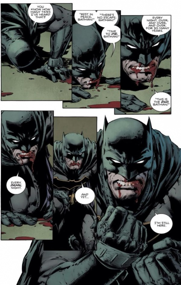 """Don't Miss This: """"Batman"""" by Tom King and Mikel Janin, Jorge"""