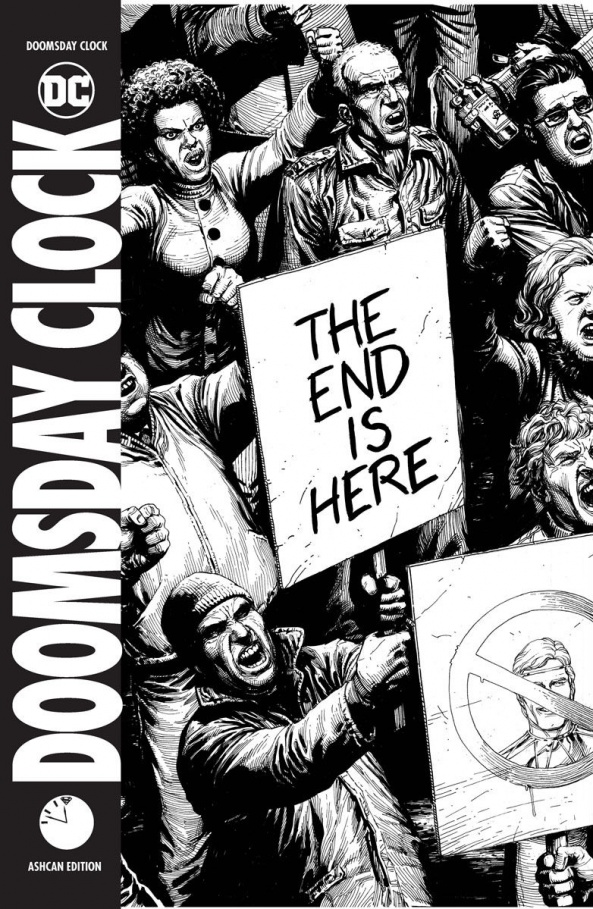 Nycc 17 Doomsday Clock Details Revealed Multiversity Comics