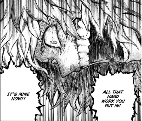Go Beyond 9 A Plus Ultra Analysis Of My Hero Academia Multiversity Comics The shie hassaikai is going all out to stop the heroes, and suneater volunteers to take out the first batch of eight bullets members in their way. multiversity comics