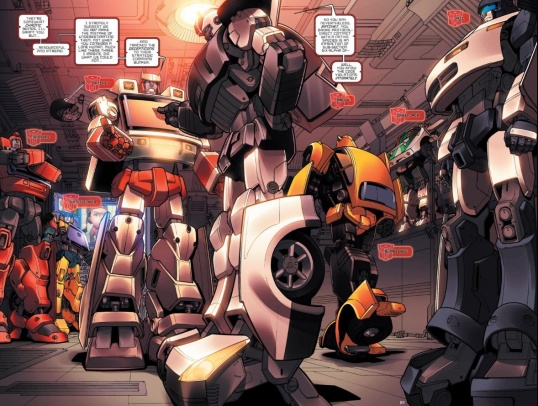 It's Over, Finished: The End of IDW's Transformers – Multiversity Comics