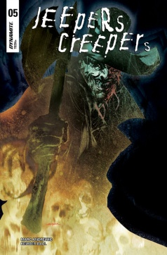 "Jeepers Creepers"" #5 – Multiversity Comics"