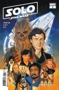 "Exclusive Preview: ""Solo: A Star Wars Story"" #1"
