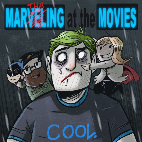 Marveling at the Movies Season 2, Episode 9: Aquaman (Or, All He