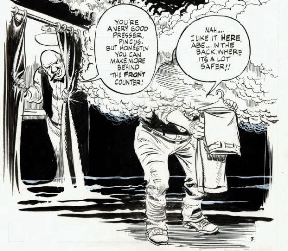 """Invisible People"""" – Multiversity Comics"""