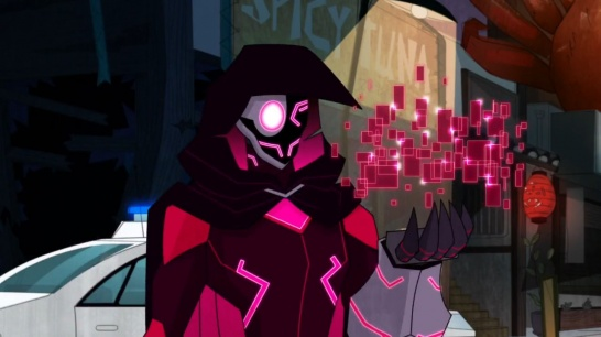 Five Thoughts On Big Hero 6 The Series The Globby Within And Hardlight Multiversity Comics