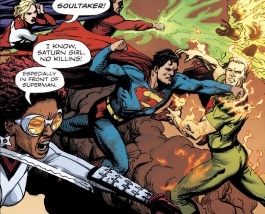 Keeping A Watch On Doomsday Clock 12 Multiversity Comics