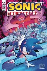 Evan Stanley Taking Over Sonic The Hedgehog Comic Idw Announces Sonic Bad Guys Series Multiversity Comics