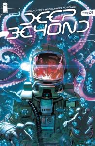 "Image Comics Announces ""Deep Beyond"""